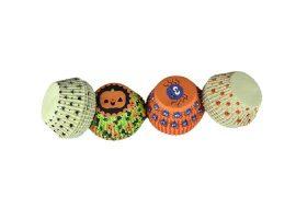 Muffin papír Halloween Mintával