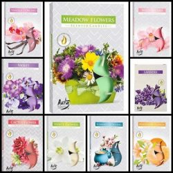 Illatos Teamécses Virág illatok