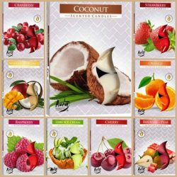 Illatos Teamécses Gyümölcsös Illatok