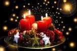 Karácsonyi gyertyák, mécsesek, illóolajok, párologtatók